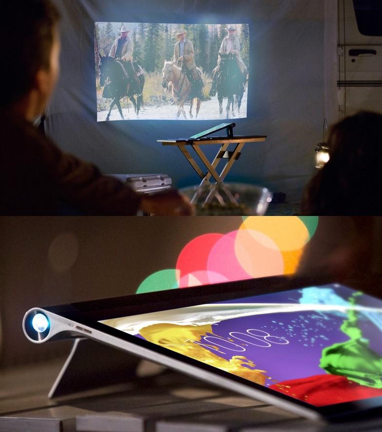 lenovo yoga projector